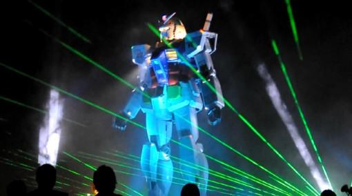 The Odaiba Gundam