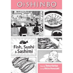 Oishinbo Sushi